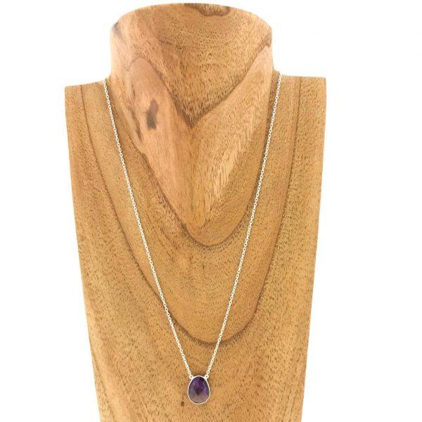 necklace-faceted-amethyst-geslepen-amethist-sterling-silver