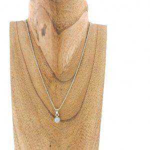 necklace-grey-moonstone-halsketting-grijs-maansteen-sterling-silver-hanger-pendant