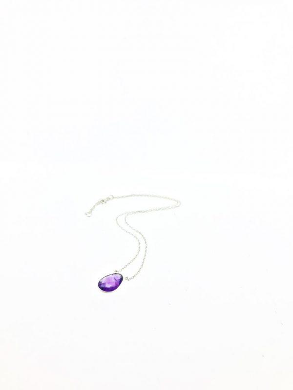 necklace-halsketting-amethist-amethyst-sterling-silver-zilver