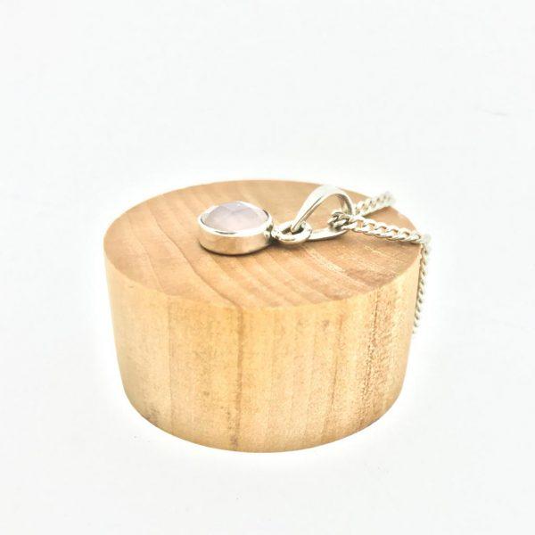 pendant-faceted-rosequartz-geslepen-rozenkwarts-sterling-silver