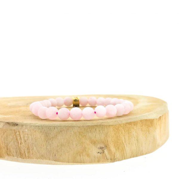 bracelet-6mm-rose