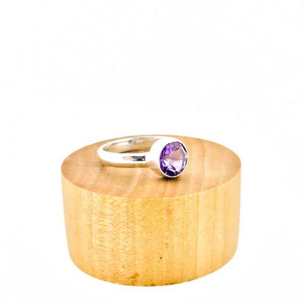 Ring-amethyst-amethist-sterling-silver-925-yamjewels