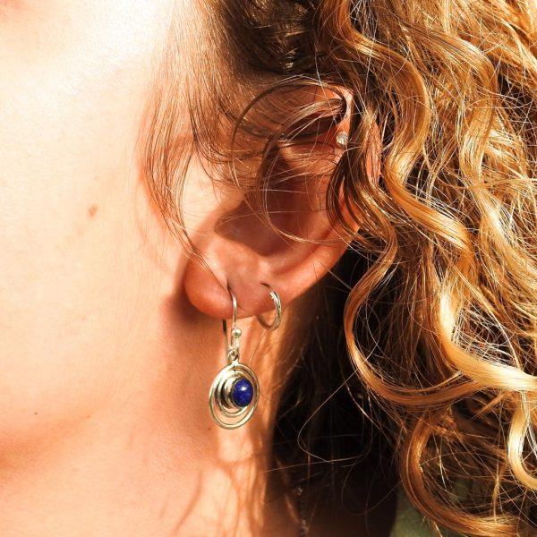 earrings-model-lapis-lazuli-925-sterling-silver-yamjewels
