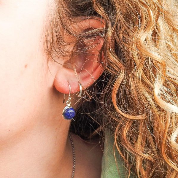 oorringen-model-earrings-lapis-lazuli-925-rond-round-yamjewels
