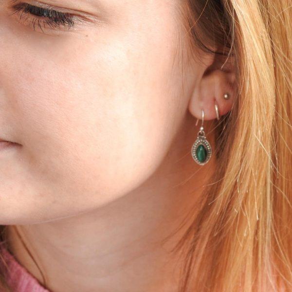 oorringen-model-earrings-malachite-malachiet-ellips-silver-925-yamjewels