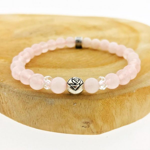 bracelet-armband-6mm-rozenkwarts-rosequartz-bergkristal-clearquartz-yamjewels