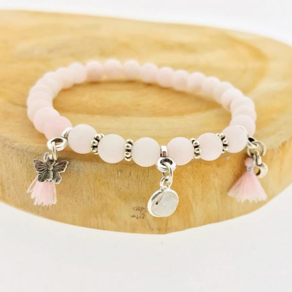 bracelet-armband-rozenkwarts-butterfly-vlinder-maansteen-moonstone-rosequartz-yamjewels