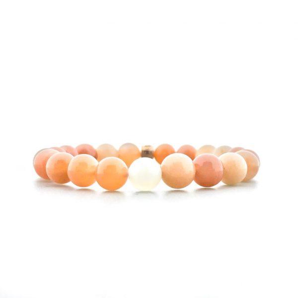 bracelet-moonstone-maansteen-8mm-peach-yamjewels
